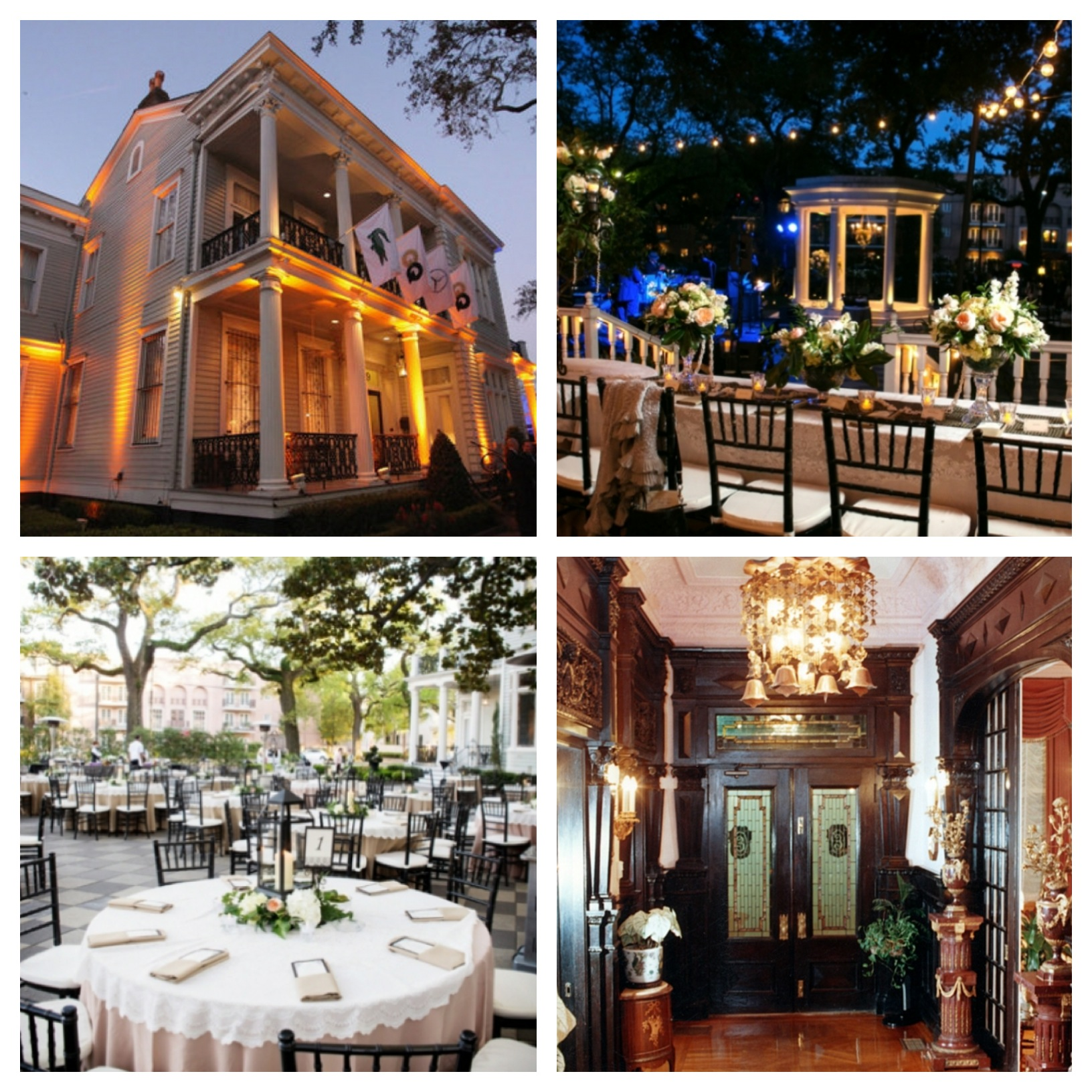 Carols favorite things new orleans wedding venues new orleans the elms mansion junglespirit Choice Image