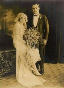 1920 Wedding Dress