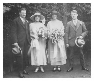 1930 Wedding Dress