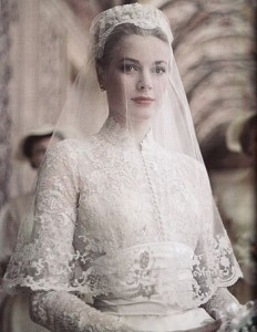 1950 Wedding Dress Photo