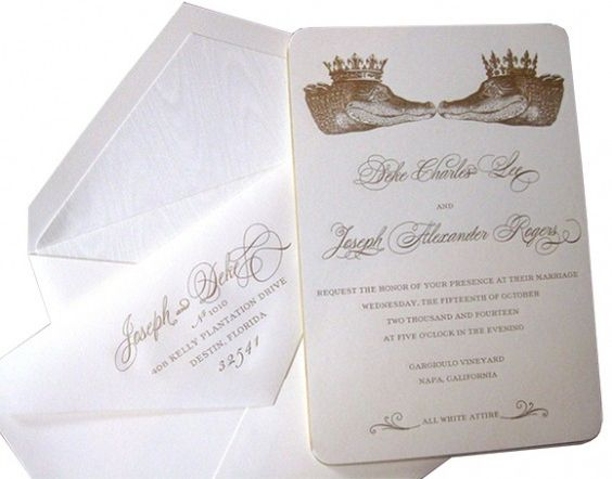 Wedding Invitations New Orleans: New Orleans Wedding Planners