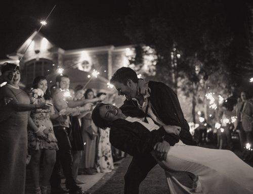Natalie & Matthew's Classic New Orleans Backyard Wedding